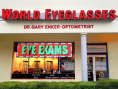 Read World Eyeglasses Dr. Gary Enker Reviews