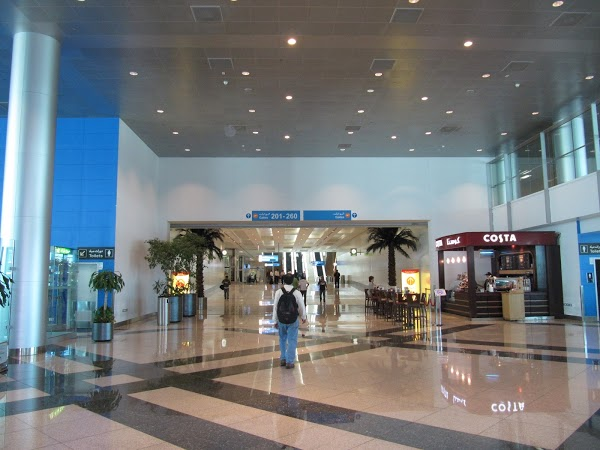 Read Airport Terminal 3, Dubai Reviews