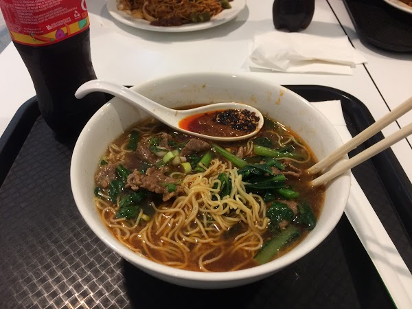 Read CBD Noodle, Council Of The City Of Sydney Reviews