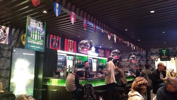 Read Heineken Lounge, Dubai Reviews