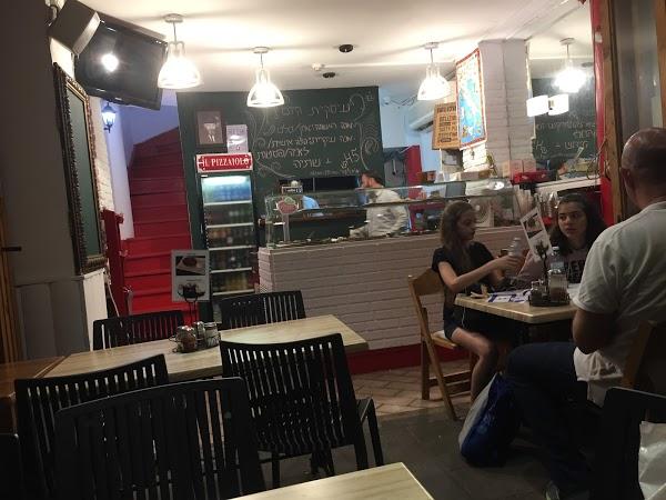 Read Il Pizzaiolo, Tel Aviv-Yafo Reviews
