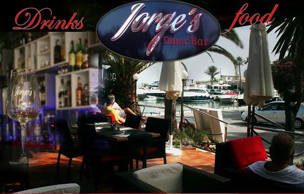 Read Jorge\'s Bar & Diner, Málaga Reviews