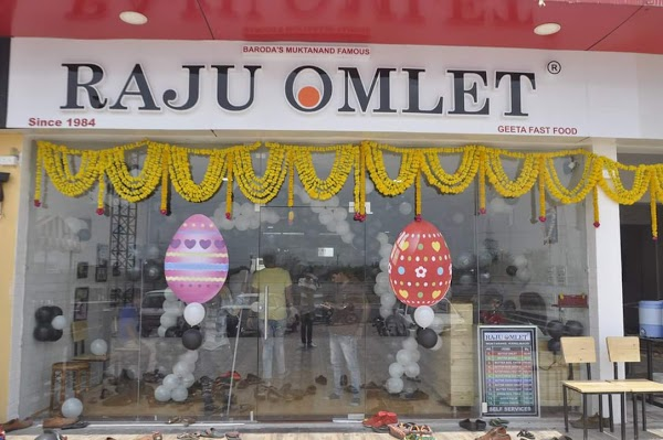 Read Raju Omlet, Bharuch Reviews