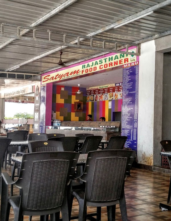 Read Satyam Rajasthani Food Corner, Bharuch Reviews