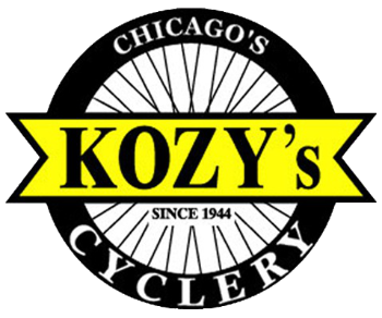 Read Kozy's Bike Shop Reviews