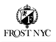 Read Frost Nyc Reviews