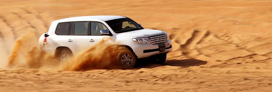 Read Dubai Desert Safari Reviews