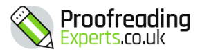 Read www.proofreadingexperts.co.uk/ Reviews