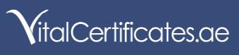 Read Vital Certificates Reviews
