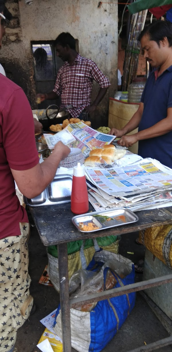 Read Vada Pav Centre, Pune Reviews